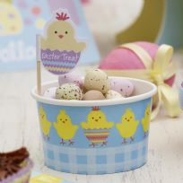 Easter Chick Treat Tubs (8)
